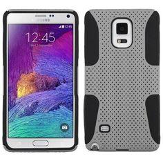 MYBAT Astronoot Protector Galaxy Note 4 Case - Gray/Black