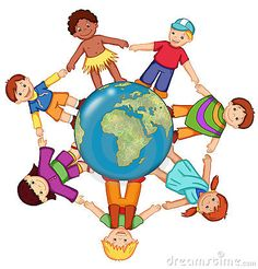 Illustration about Illustration realizzzata with photoshop. Children of different race are held for hand in sense of brotherhood. Illustration of love, friendship, isolated - 14704001 Preschool Education, Kindergarten Activities, Activities For Kids, Multi Cultural Crafts For Kids, Kids Church Rooms, Peace Poster, Class Pictures, School Murals, Thinking Day