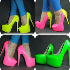 ** these shoes remind me of candy...**