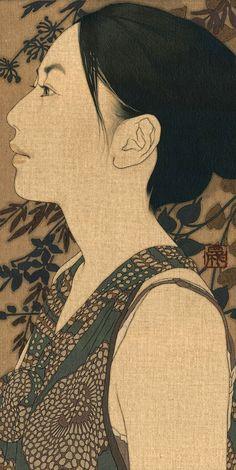 """雨音・真喜子"" 2010Ikenaga Yasunari"