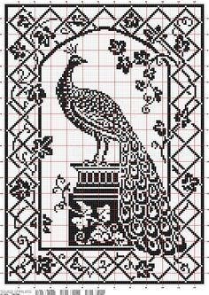 Gallery.ru / Фото #177 - Crochet Filet pour Point de Croix 1 - Mongia