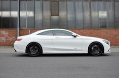 Mercedes-Benz S63 AMG Coupe Upgraded by MEC Design #mbhess #mbtuning #mecdesign