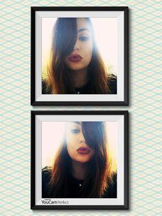 GoldenRose#velvet matte lipstick