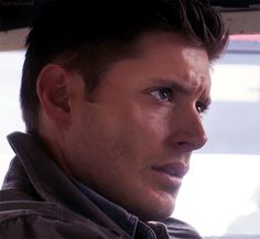 Dean Winchester - I love this gif.
