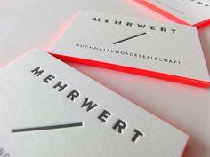 The 25 best business cards of the 2014 - Blog of Francesco Mugnai
