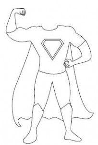 Kinderboekenweek 2011: thema superhelden » Juf Sanne