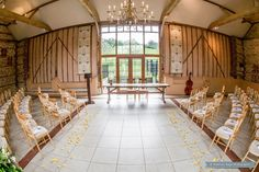 Ceremony barn @Upwaltham