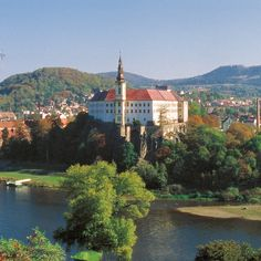 """See 53 photos and 5 tips from 2064 visitors to Děčín. """"Just city in the center of the world! Prague Czech Republic, Historical Monuments, Central Europe, Places To See, The Good Place, Cool Pictures, Manor Houses, City, World"""