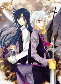 anime d gray man - Cerca amb Google