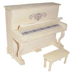 Pianino -Drewniane Puzzle 3D, Pozostałe