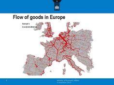 europa's goederenstromen