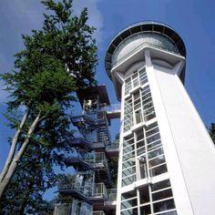 Curiosities: Homes Built in Water Towers