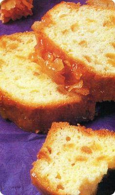 Torta con arance candite - Cake with candied orange