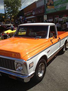 72 Chevy Super Cheyene Dream Truck