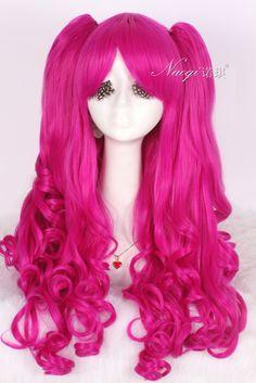 Lolita Rose Red 65cm Wave Chip Long Ponytails Cosplay Costume Wig.Heat Resistance Hair.Free Shipping Black Women Wigs http://www.adepamaket.com/products/lolita-rose-red-65cm-wave-chip-long-ponytails-cosplay-costume-wig-heat-resistance-hair-free-shipping/ US $28.80    #adepamaket