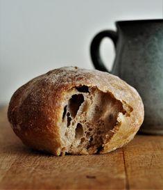 og bag dem i ca. Is, Bread Baking, Crackers, Spices, Gluten, Sweets, Cake, Blog, Recipes