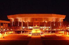 Hilton Colliseum at Iowa State University Rocks Magic!