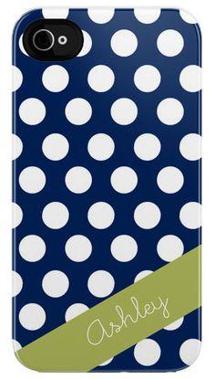 polka dot iphone case $55