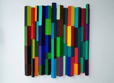Ripples Eucalypt - Made to Order - Limited Edition - Wooden Wall Art