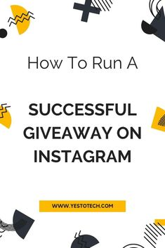 Wondering how to run a successful giveaway on Instagram? In this Instagram giveaway tutorial I'll be sharing how to run a giveaway contest on Instagram. By the end of this video, you'll know exactly how to set up an Instagram giveaway and how to host a successful Instagram giveaway to get more Instagram followers #instagram #giveaway #contest #marketing Website Tutorial, Seo Tutorial, Seo Basics, More Instagram Followers, Marketing Software, Media Marketing, Affiliate Marketing, Instagram Giveaway, Make A Video