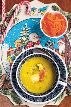 Wirsingsuppe mit Kartoffeln und Karotten, Foto: © Christian Verlag / Marie Langenau