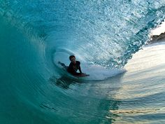 surfing barrels!! Want to try this one day!!!