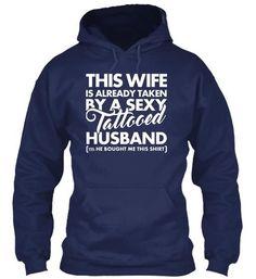 BY A SEXY TATTOOED HUSBAND