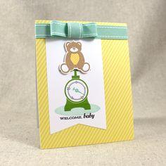 Welcome Baby Card | PTI | Lizzie Jones