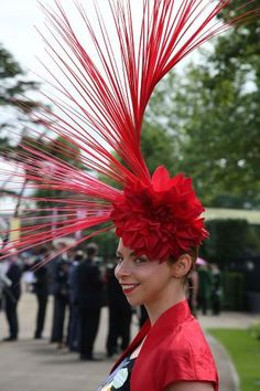 All the fashion from Ladies Day at Royal Ascot 2014 (© Rex Features)