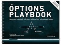 The Options Playbook by TradeKing Giveaway
