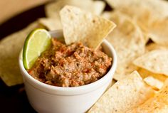 Black-eyed Pea Dip with Chipotle **Maybe add some hamburger meat or shredded chicken for added protein.  Might make a nice meal for me