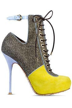 John Galliano - Resort Shoes - 2014