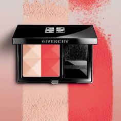 いいね!4,872件、コメント19件 ― Givenchy Beautyさん(@givenchybeauty)のInstagramアカウント: 「From Passion to Spice to Wild and Tender….there's a Prisme Blush for every mood. Just follow your…」