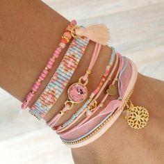 Set 'Pink Pastels' - Mint15
