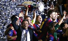 Luis Enrique to continue as Barcelona manager after Champions League win - THE GUARDIAN #LouisEnrique, #Barcelona, #Football, #Sport