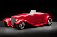 """Ideas for my new street rod (More at pinterest.com/gary5mith/ideas-for-my-new-street-rod/) 1932 FORD  CUSTOM ROADSTER """"BOYDSTER II"""""""