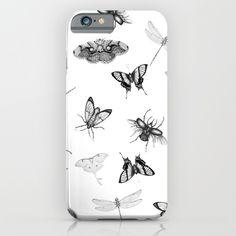 Entomologist Dreams iPhone & iPod Case