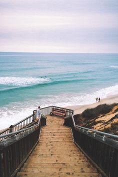 1000 steps beach // laguna, california