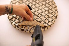 How to Make an Ottoman http://www.velcro.com/blog/2013/november/how-to-make-an-ottoman