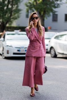 How to Wear Pink the Grown-Up Way