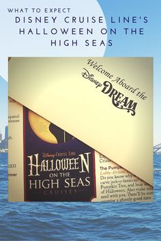 What to expect on Disney Cruise Line's Halloween on the High Seas!  Ghoulish fun for the whole family!