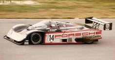 RSC Photo Gallery - Nürburgring 1000 Kilometres 1988 - Porsche 962 no.14 - Racing Sports Cars