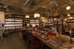 「SNOW SHOVELING BOOKS & GALLERY」があるのは、東急田園都市線の駒沢大学駅から徒歩約20分。駒沢公園近くにあるマンションの2階の一室です。