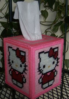 Hey, I found this really awesome Etsy listing at https://www.etsy.com/listing/156560616/tissue-box-cover-hello-kitty-any-little