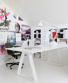 very creative space