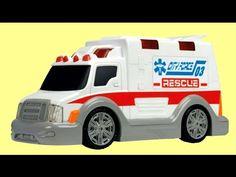 Мультик про машину скорой помощи. Мультик Пазл