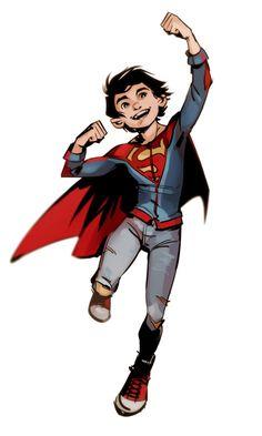 Jon Kent (Superboy)