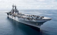 壁紙をダウンロードする 着陸船, USS Kearsarge, LHD-3, 米海軍, 米国, 軍艦, 海軍強襲揚陸艦