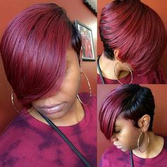 1000+ images about Hair on Pinterest | Red, Color and Styles