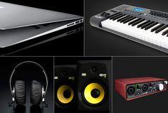 Home Studio Essentials - Keeping it SIMPLE